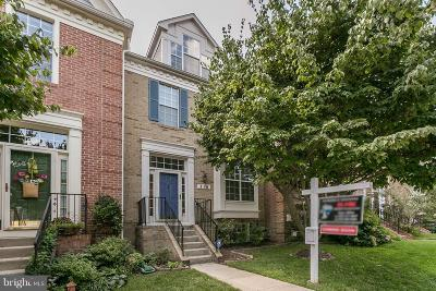 Lutherville Timonium Townhouse For Sale: 716 Leister Drive