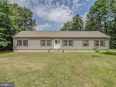 Dorchester County Single Family Home For Sale: 4954 Skeet Club Road