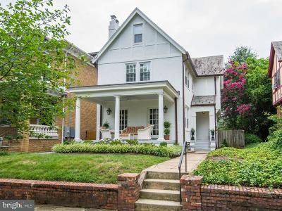 Washington DC Single Family Home For Sale: $1,150,000