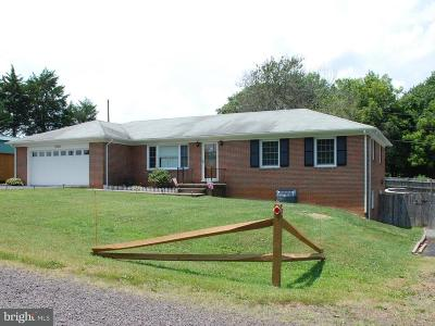 Culpeper Single Family Home For Sale: 15152 Hall Street