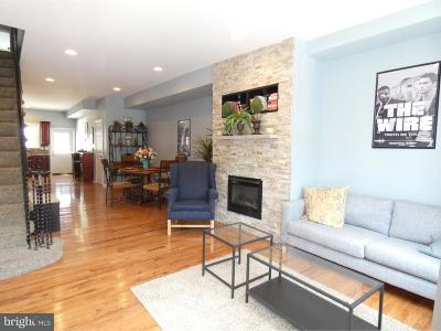 Philadelphia County Townhouse For Sale: 1268 S 24th Street