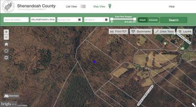 Shenandoah County Residential Lots & Land For Sale: Orkney Springs Road