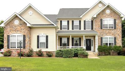 Mechanicsville Single Family Home For Sale: 25889 Trojan Horse Lane