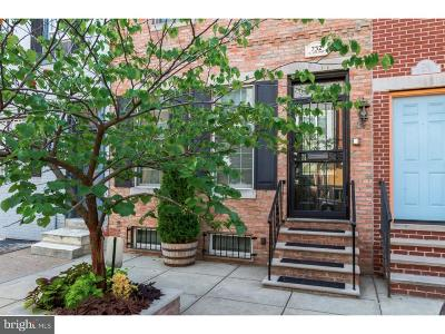 Philadelphia County Townhouse For Sale: 732 S 20th Street