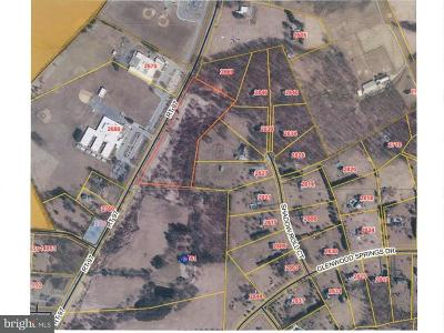 Harford County, Howard County Residential Lots & Land For Sale: Route 97
