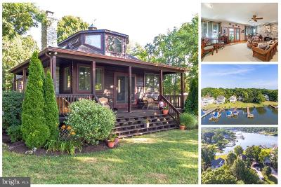 Baltimore Single Family Home For Sale: 3726 Chestnut Road