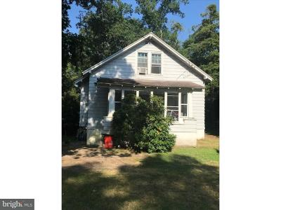 Vineland Single Family Home For Sale: 426 N Orchard Road