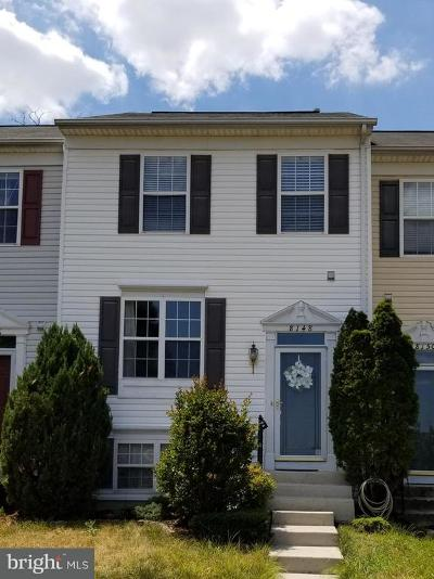 Howard County Rental For Rent: 8148 Casey Court