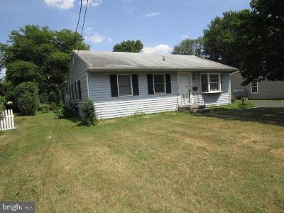 Cecil County Single Family Home For Sale: 112 Howard Street