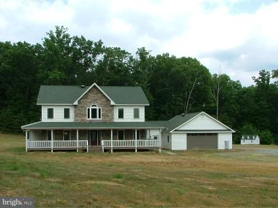 Cecil County Single Family Home For Sale: 782 Shady Beach Road