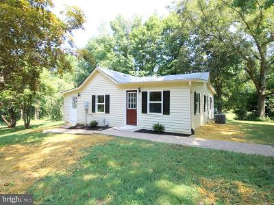 Stafford Single Family Home For Sale: 1106 Poplar Road