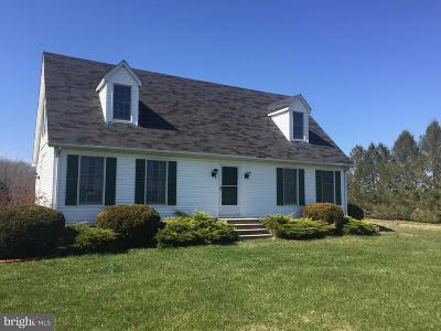 Sudlersville Single Family Home For Sale: 803 Stulltown Road