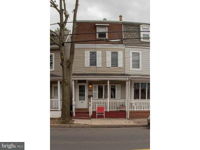 Bristol PA Single Family Home For Sale: $119,000