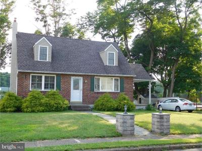 Montgomery County Single Family Home For Sale: 3123 Maple Road