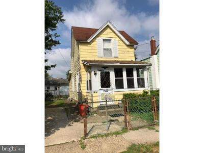 Paulsboro Single Family Home Under Contract: 1212 N Commerce Street