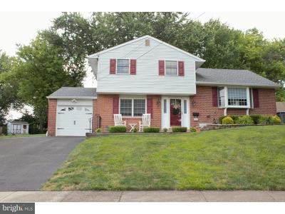 Bucks County Single Family Home For Sale: 442 Sunset Drive