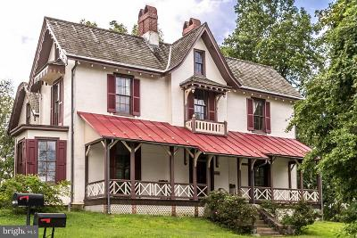 Baltimore Single Family Home For Sale: 1815 Thornbury Road