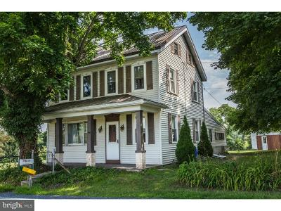 Single Family Home For Sale: 1123 Brownsville Road