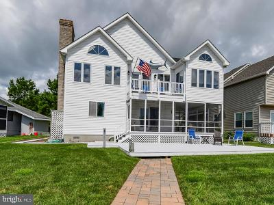 Ocean Pines Single Family Home Under Contract: 46 Lookout Point