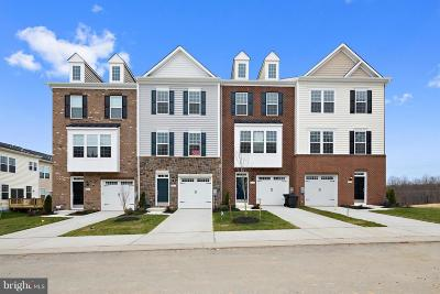 Upper Marlboro Townhouse For Sale: 8604 Sweet Rose Court