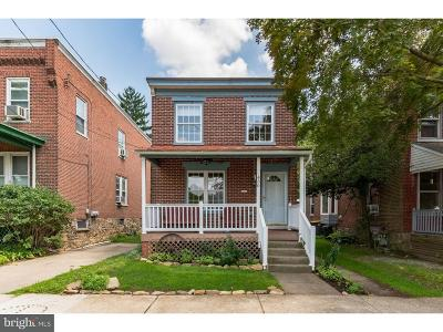Downingtown Single Family Home For Sale: 430 Jefferson Avenue