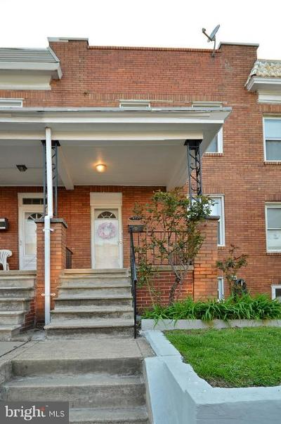 Greek Town, Greek Town Canton East, Greektown Townhouse For Sale: 632 Savage Street