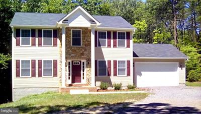King George County Single Family Home For Sale: 8371 Dahlgren Road