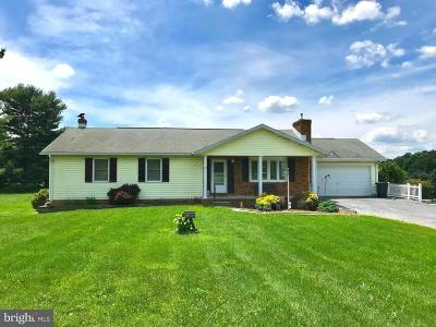 Single Family Home For Sale: 1402 Warehime Road