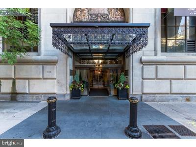Philadelphia County Condo For Sale: 111 S 15th Street #2111