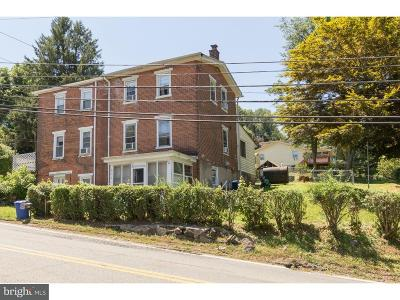 Delaware County Single Family Home For Sale: 4411 Aston Mills Road