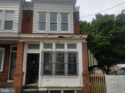 Single Family Home For Sale: 1288 Chase Street