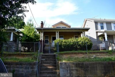Michigan Park Single Family Home Active Under Contract: 2011 Perry Street NE