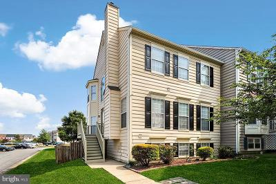 Woodbridge Townhouse For Sale: 16822 Brandy Moor Loop