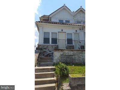 Philadelphia County Multi Family Home For Sale: 1500 W Grange Avenue