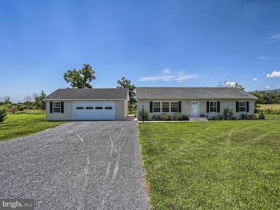 Newville Single Family Home For Sale: 550 Whiskey Run Road