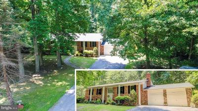 Huntingtown Single Family Home For Sale: 3410 Black Oak Court