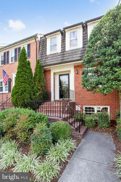 Alexandria Townhouse For Sale: 6313 Golf Course Square