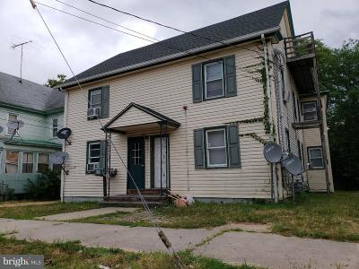 Millville Multi Family Home For Sale: 529 N 5th Street