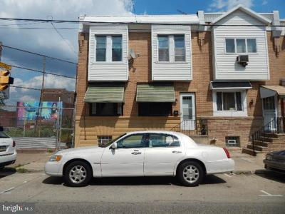 Philadelphia County Townhouse For Sale: 2525 S 5th Street