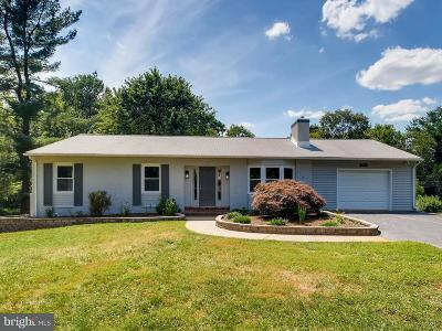 Ellicott City MD Single Family Home For Sale: $550,000
