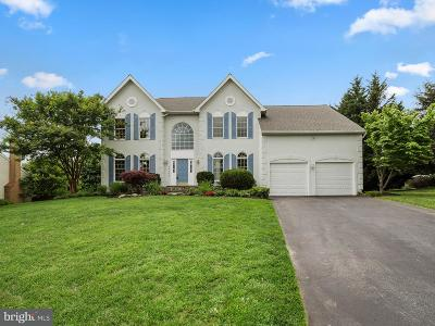 Upper Marlboro, Laurel, Rockville, Silver Spring Single Family Home For Sale: 16406 Fox Valley Terrace