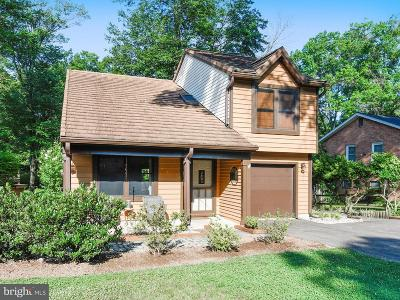 Columbia Single Family Home For Sale: 6818 Allview Drive
