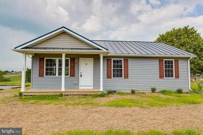 Luray Single Family Home For Sale: 122 S Antioch Road