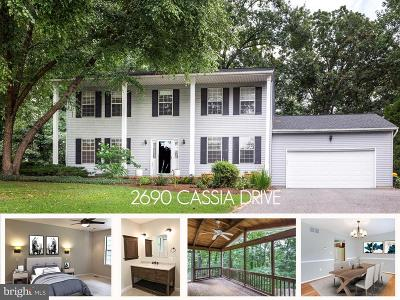 Edgewater Single Family Home For Sale: 2690 Cassia Drive