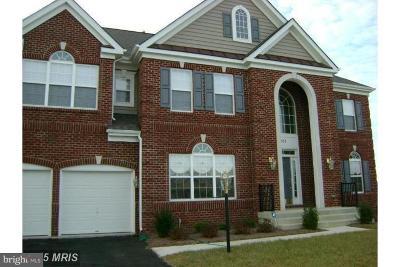 Bowie MD Single Family Home Active Under Contract: $495,000