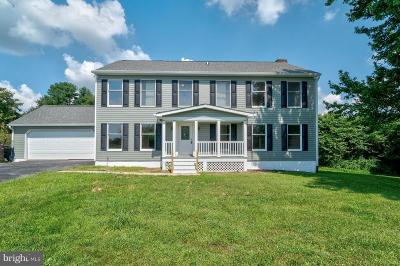 Middletown Single Family Home For Sale: 3234 Bidle Road