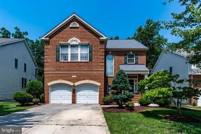 Fairfax Single Family Home For Sale: 3926 Poplar Creek Court
