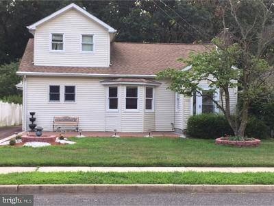 Princeton Junction Single Family Home For Sale: 108 Harris Road