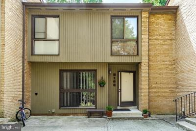 Fairfax Townhouse For Sale: 3166 Colchester Brook Lane