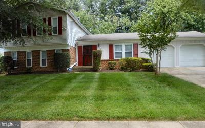 Fort Washington Single Family Home For Sale: 8921 Bluffwood Lane